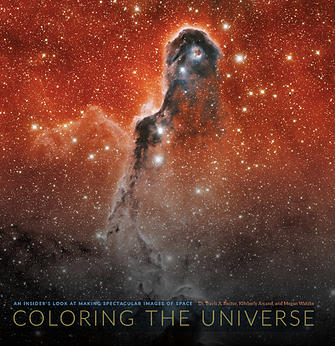 Book Review: Coloring the Universe