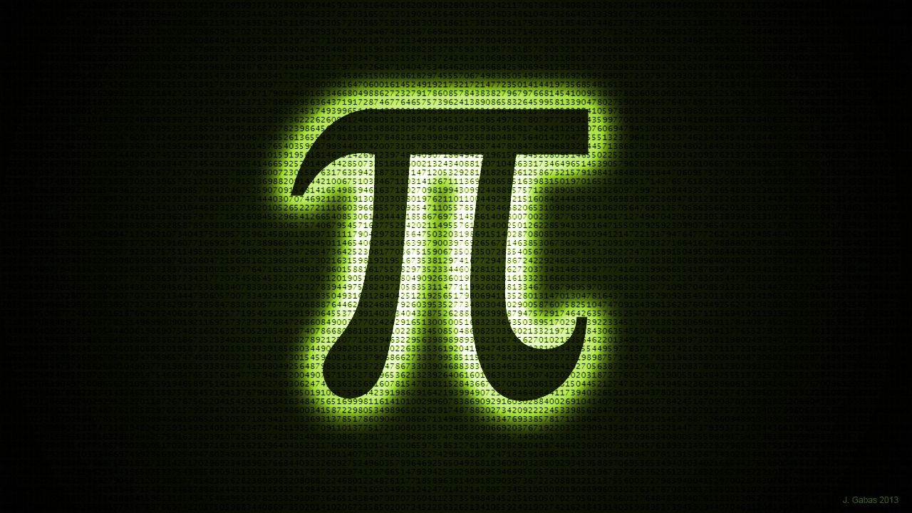 Playing in Python with Pickover's Premise per Pi