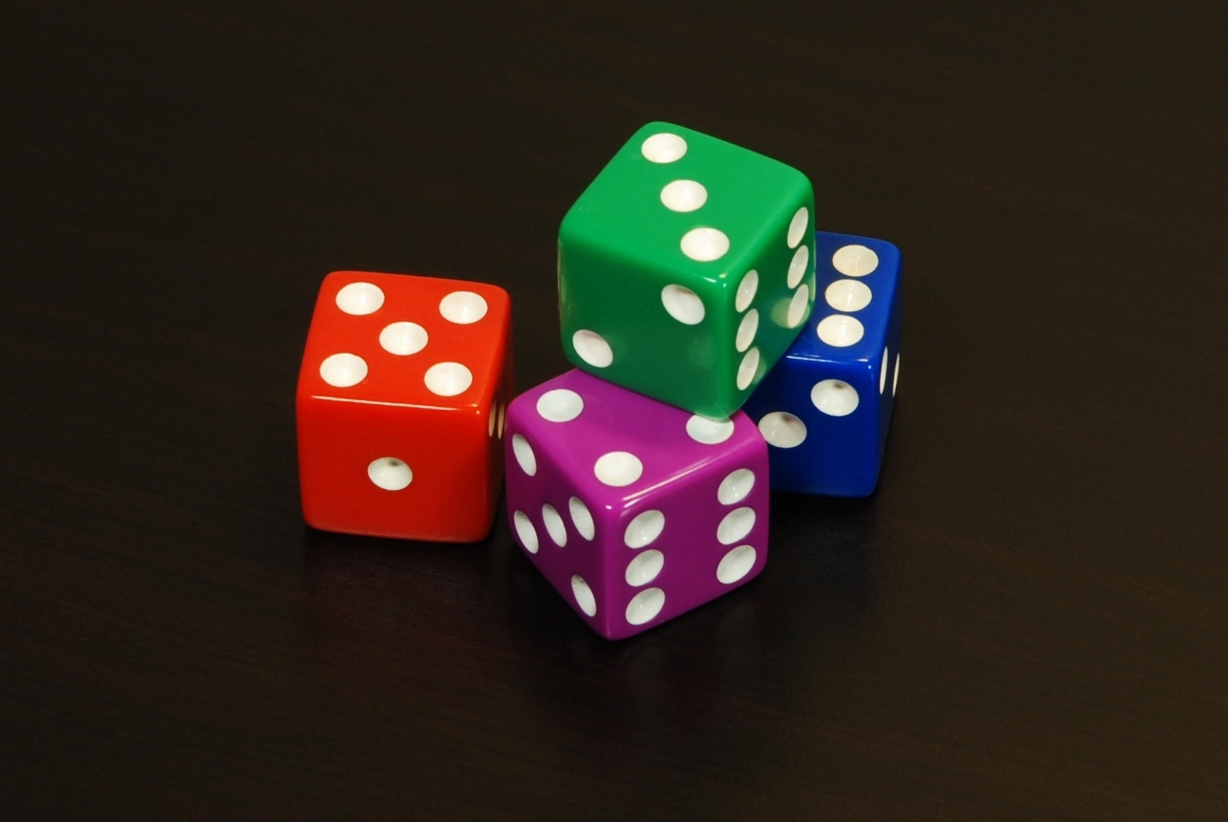 A Graphical Dice Simulator